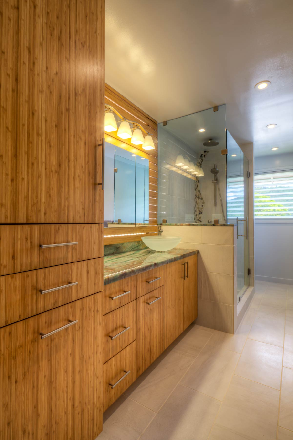 Hawaii bathroom remodel by Accent Design